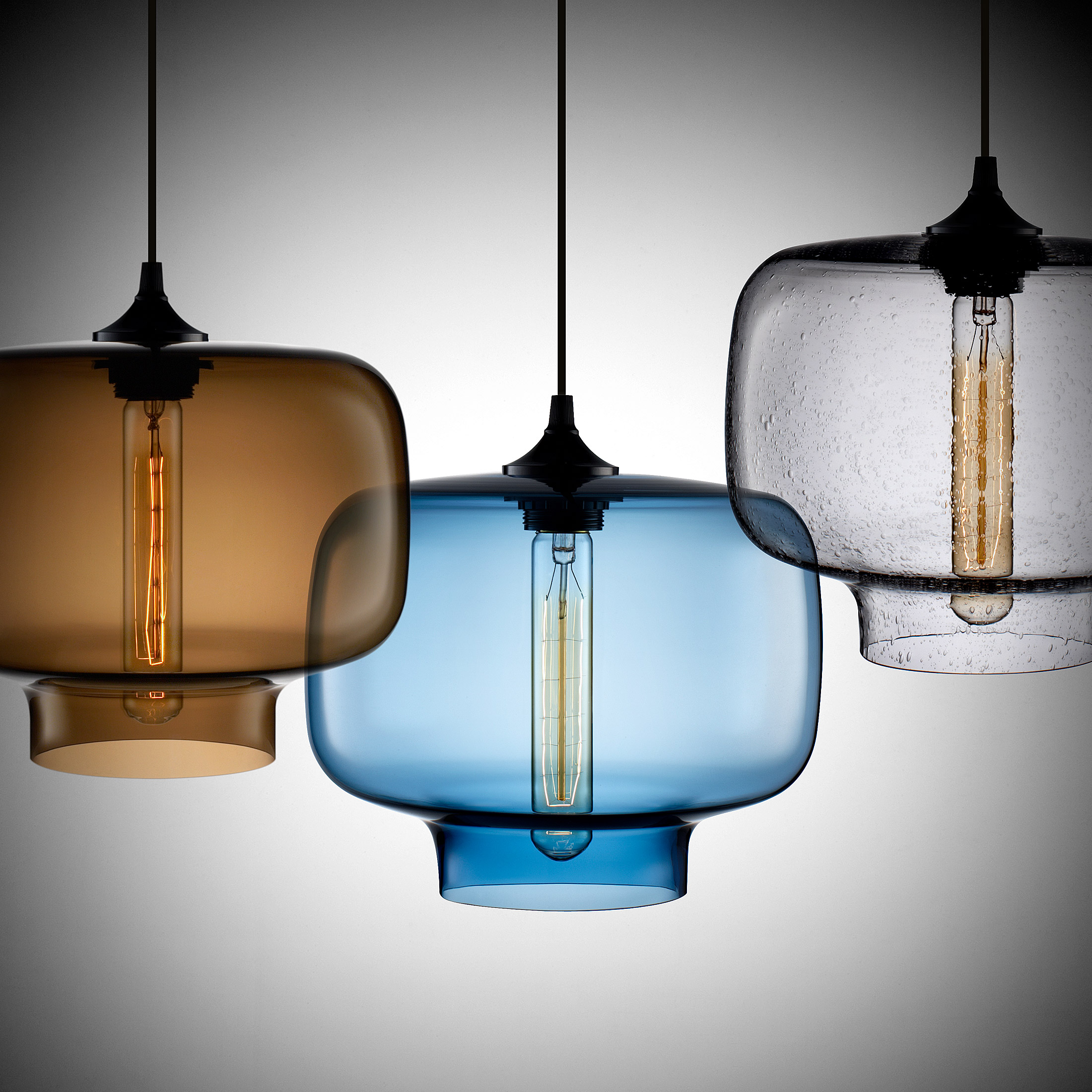 colorful ceiling lights photo - 5