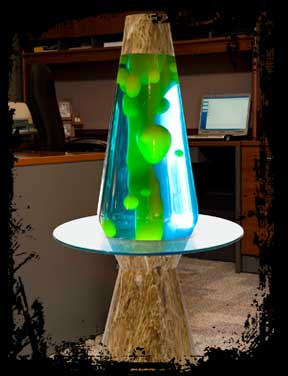 colossus lava lamp photo - 1