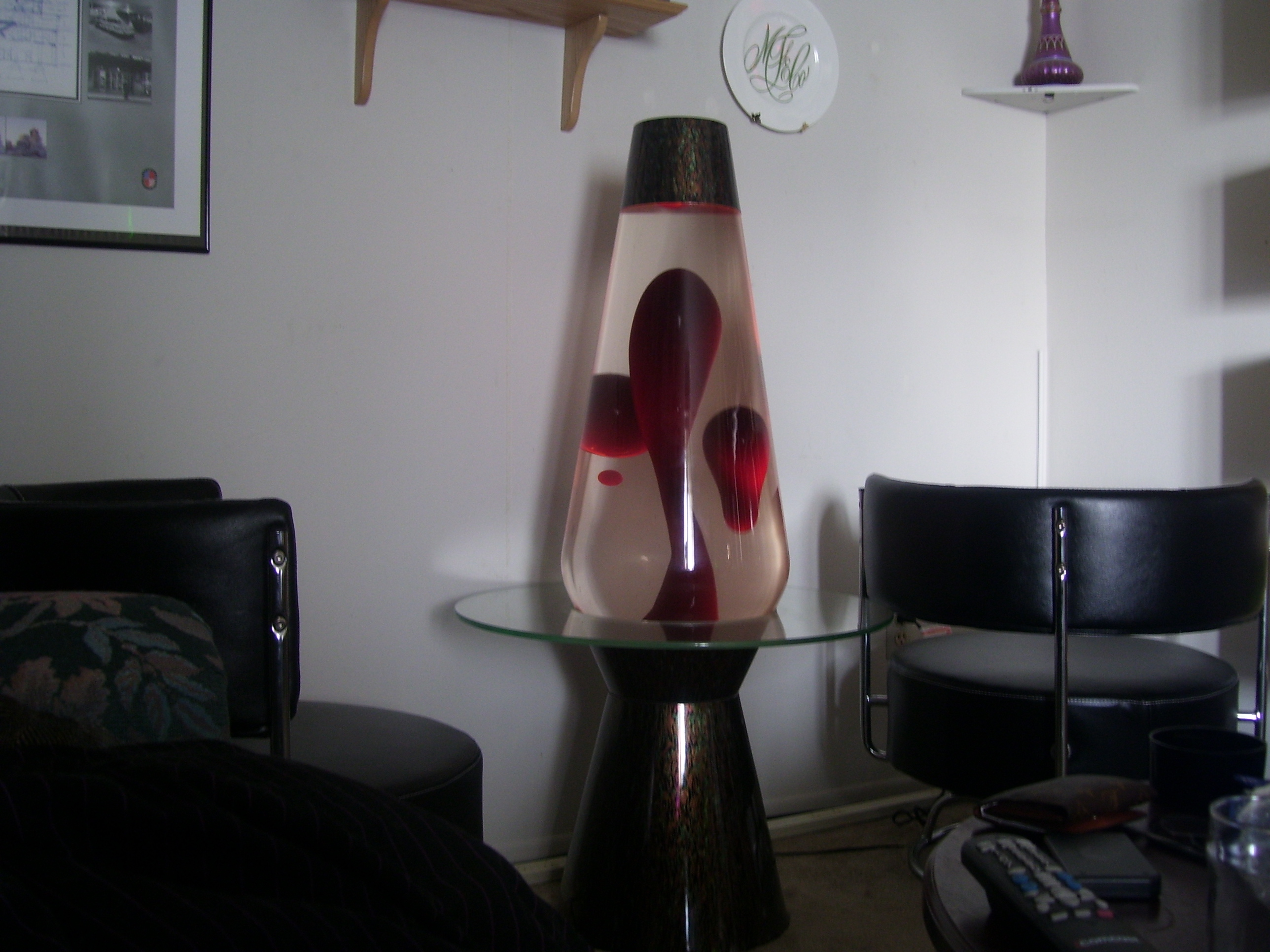 colossus lava lamp photo - 2