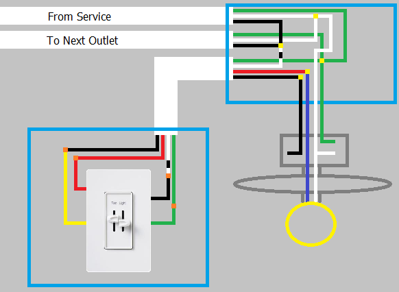colour-changing-wall-lights-4 Harbor Breeze Wiring Diagram Without Ground Supply on