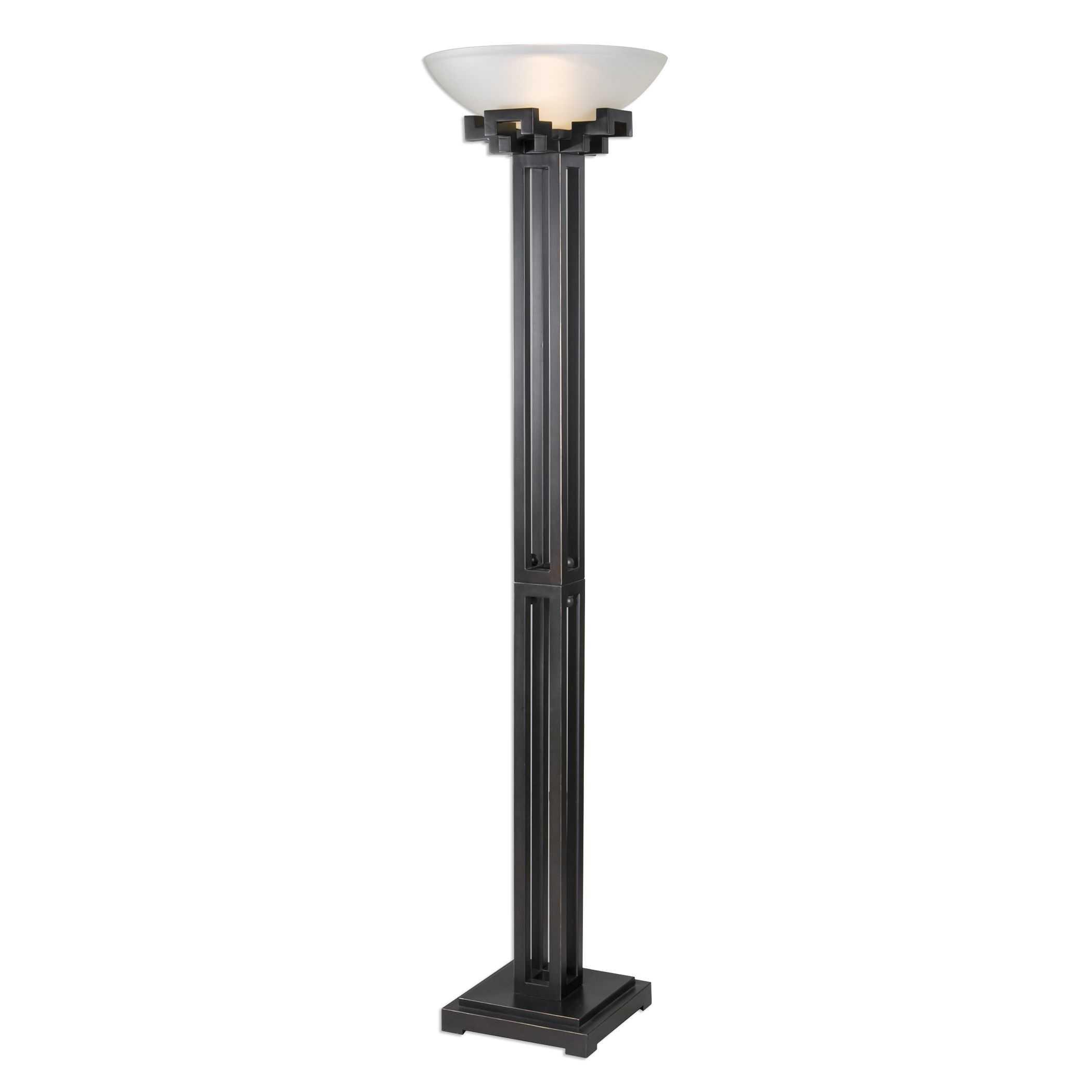 column floor lamp photo - 6