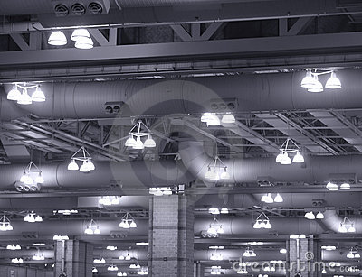 commercial ceiling lights photo - 5