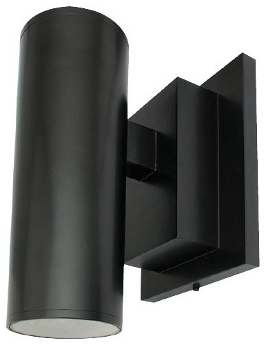 commercial exterior wall lights photo - 9