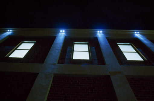 commercial outdoor led lighting photo - 5