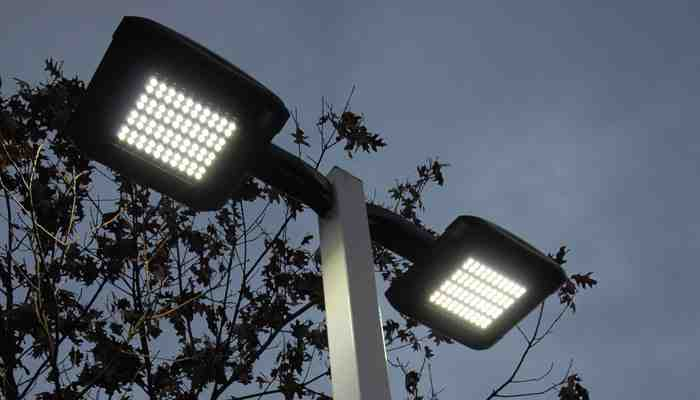 commercial outdoor led lighting photo - 8