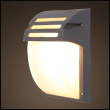 commercial outdoor wall lights photo - 5