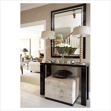 Console Table Lamps Warisan Lighting