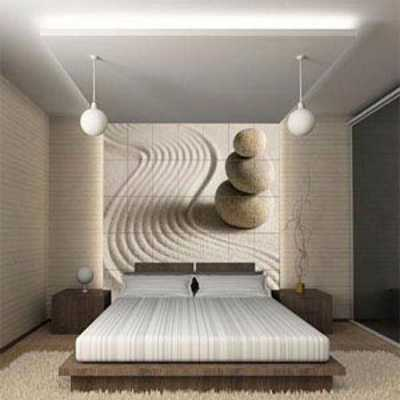 Contemporary bedroom ceiling lights warisan lighting for Modern bedroom lighting ideas