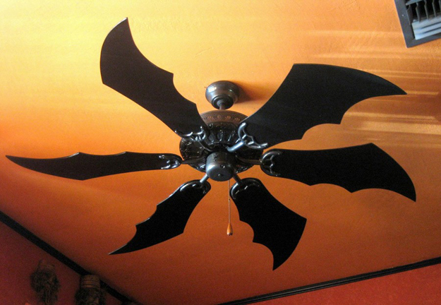 contemporary ceiling fan light photo - 2