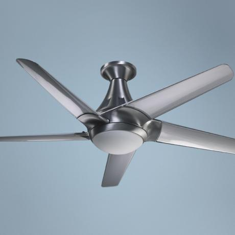 contemporary ceiling fan light photo - 8