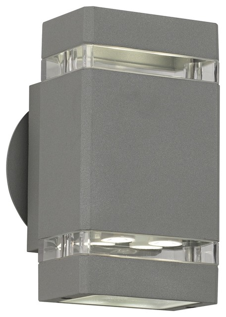 contemporary led wall lights photo - 6