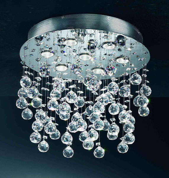 contemporary modern ceiling lights photo - 2