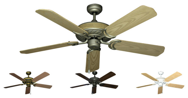 contemporary outdoor ceiling fans photo - 9