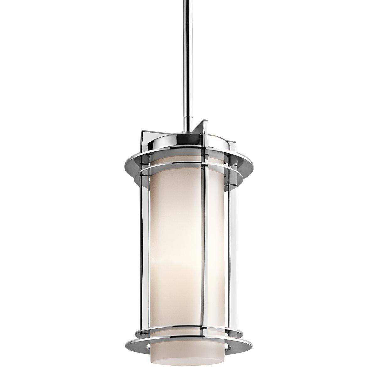 contemporary outdoor pendant lighting photo - 1