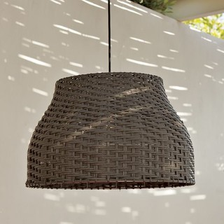 contemporary outdoor pendant lighting photo - 5