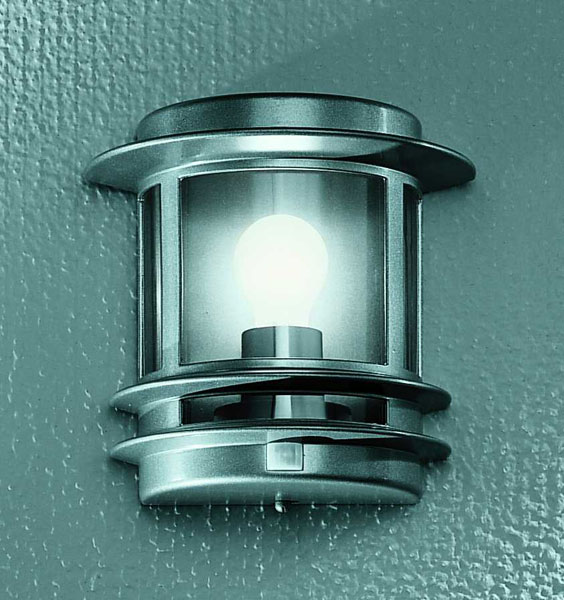 contemporary outdoor wall lights photo - 10