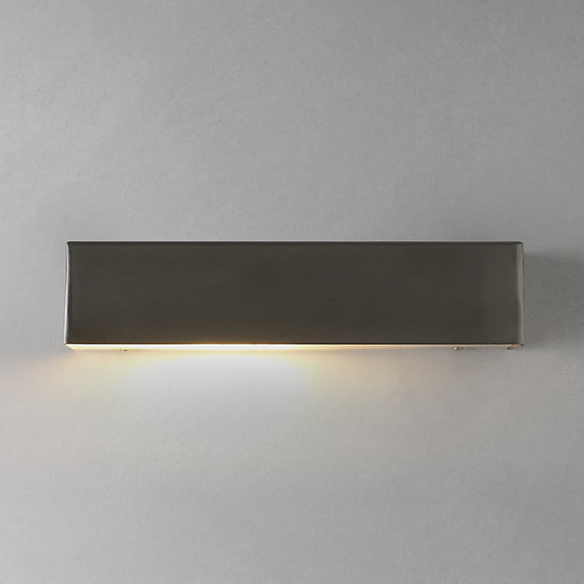 Experience new life with contemporary outdoor wall lights warisan lighting for Contemporary exterior wall lights