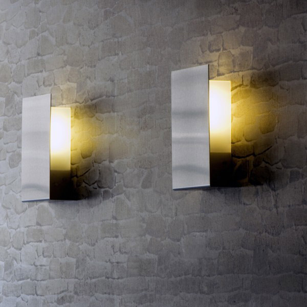 contemporary outdoor wall lights photo - 8