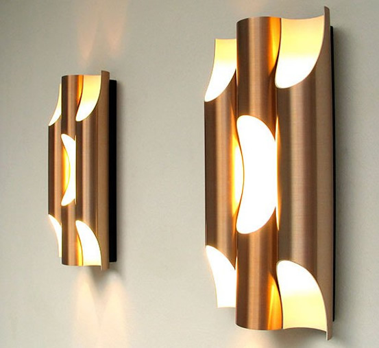 contemporary wall light fixtures photo 7 - Designer Wall Lamps