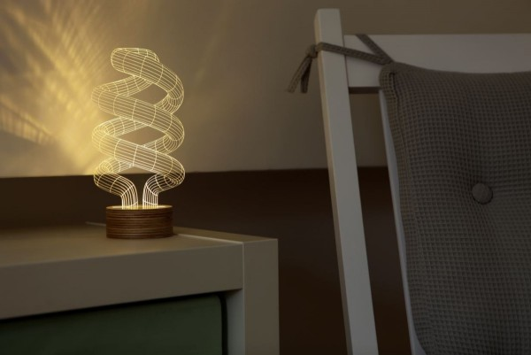 cool nightstand lamps photo - 4