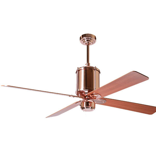 copper ceiling fan photo - 1