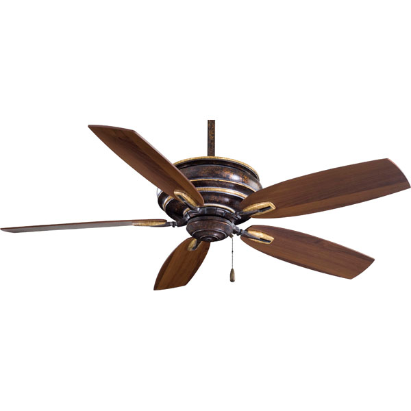 copper ceiling fan photo - 6