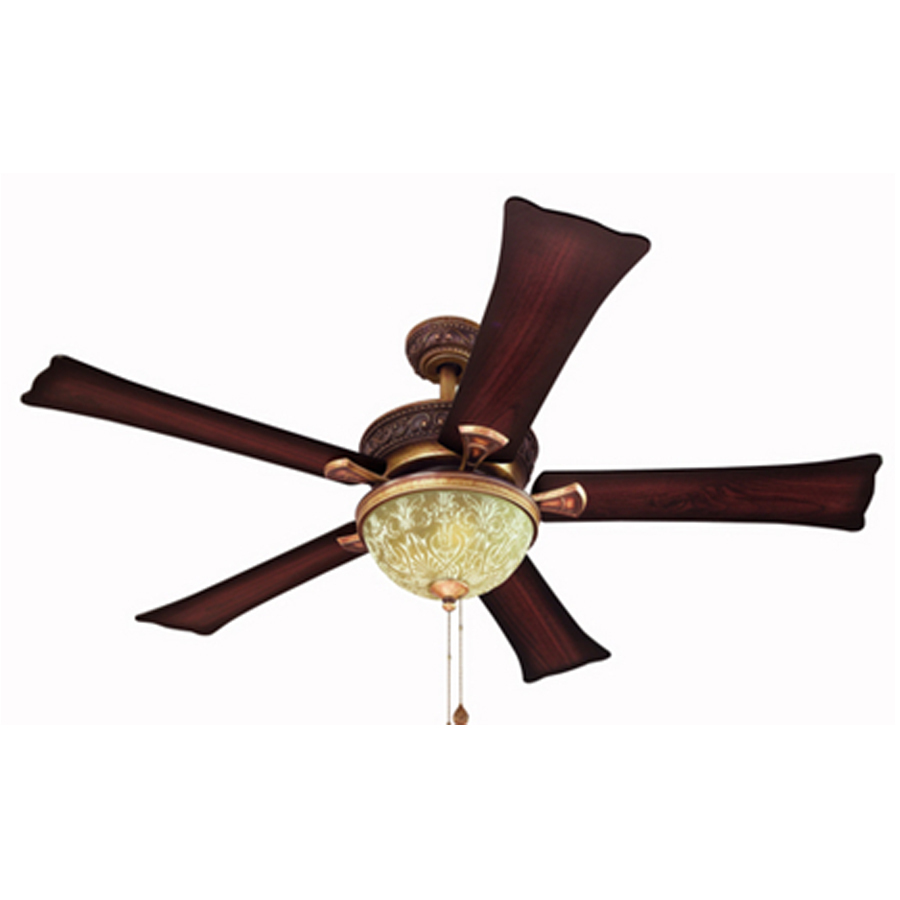 copper ceiling fan photo - 8