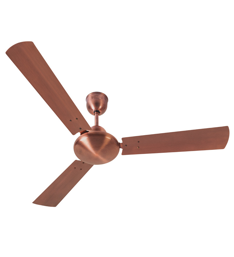 copper ceiling fan photo - 9
