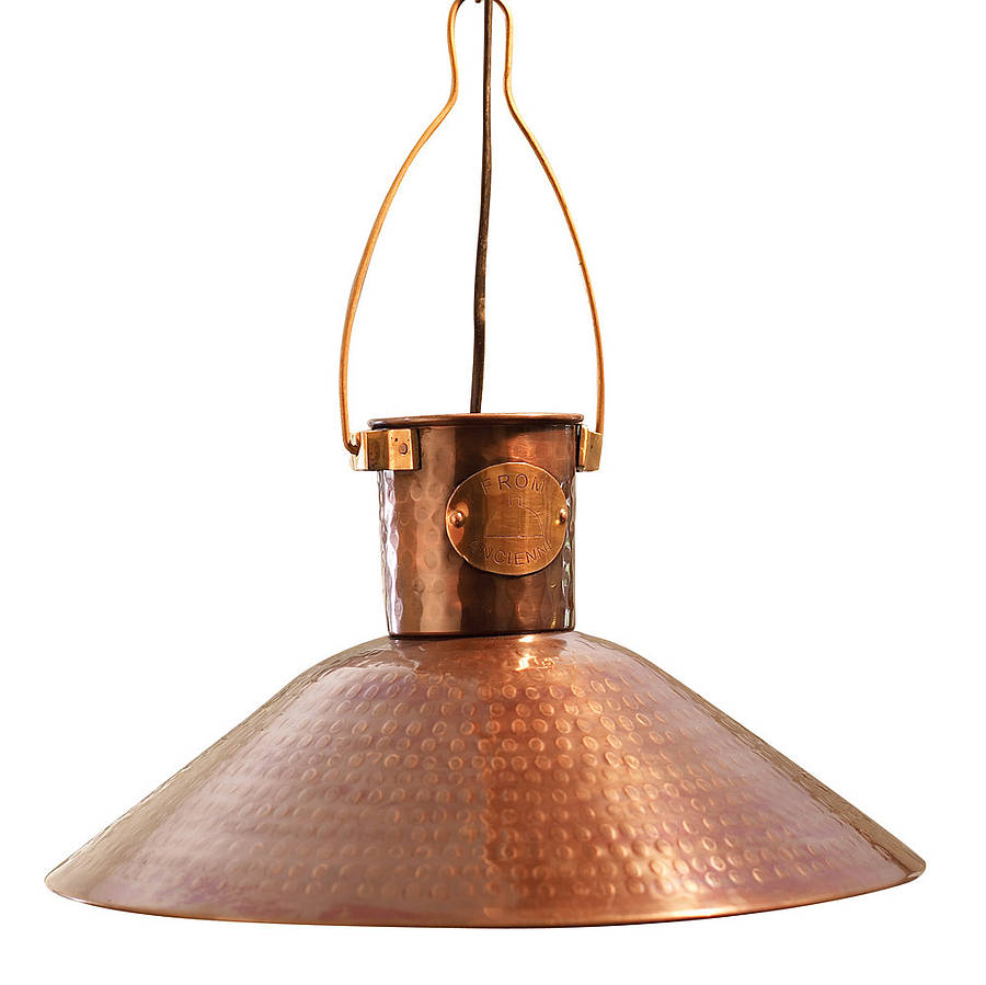 copper ceiling lights photo - 3