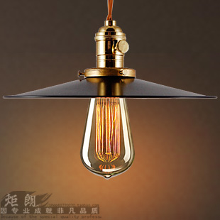 copper pendant ceiling light photo - 1