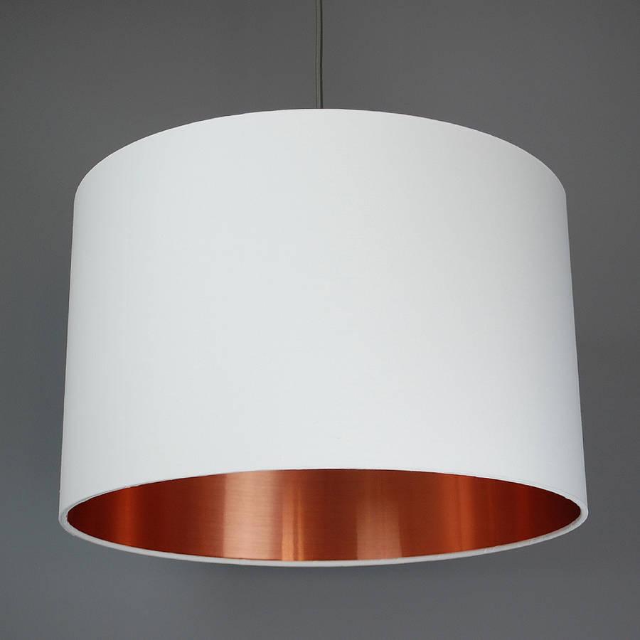 copper pendant lamp photo - 10