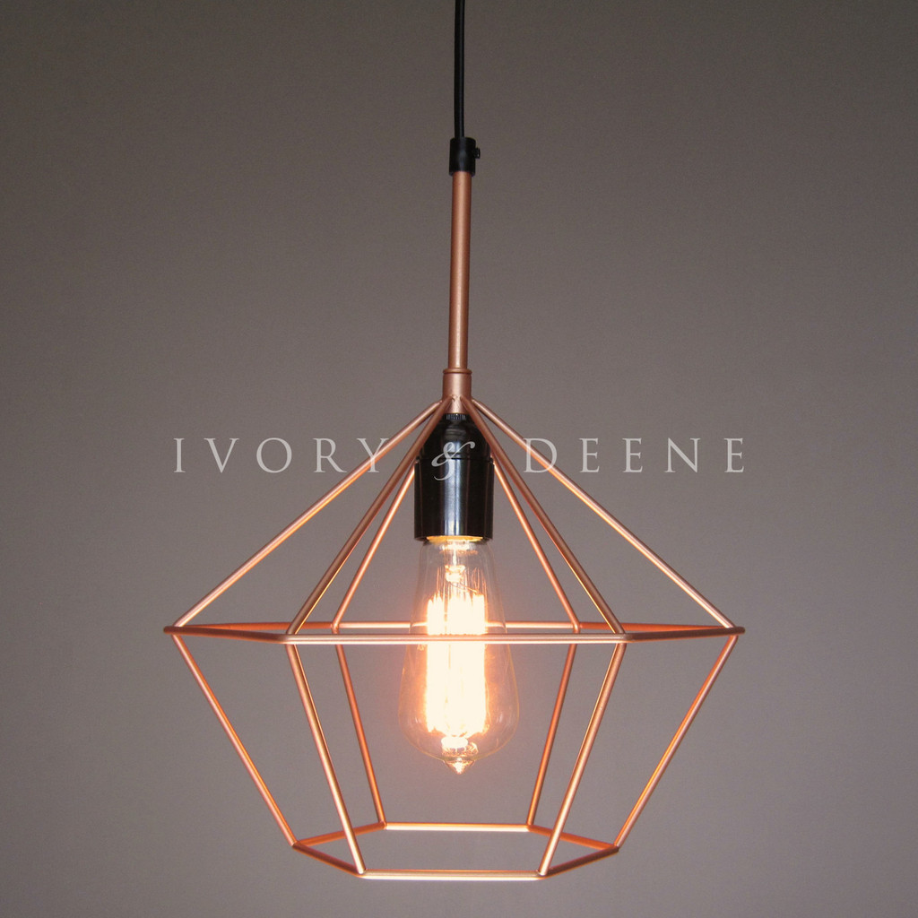 Copper Pendant Lamp Warisan Lighting