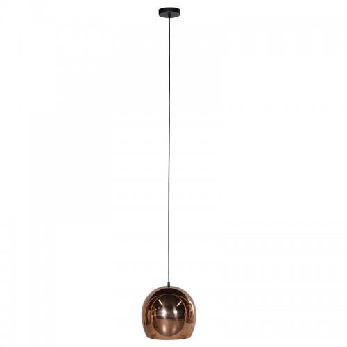 copper pendant lamp photo - 9