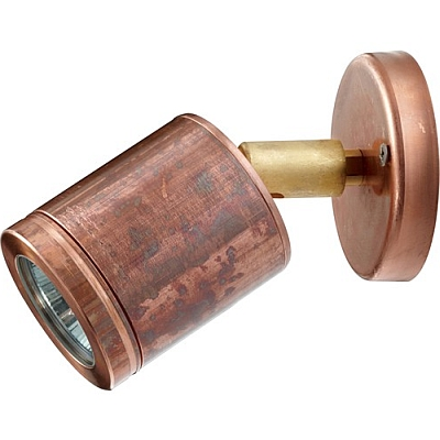 copper wall lights photo - 1
