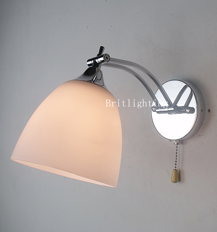 corded wall lights photo - 1