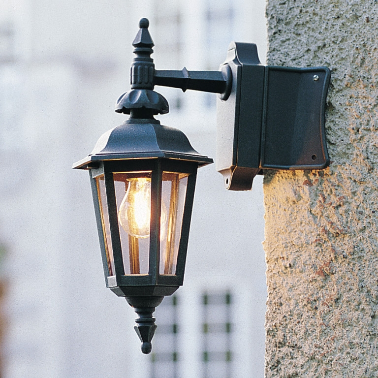 Making Your Home Look Nice With Corner Wall Lights And