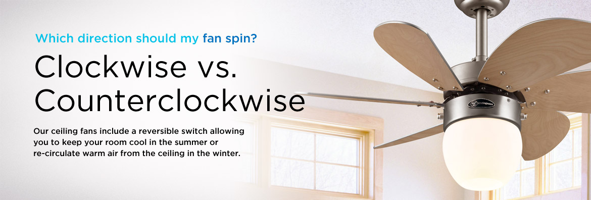 What Direction Does A Ceiling Fan Turn In The Winter - Ceiling ...:Ceiling Fan Rotation Clockwise Vs Counterclockwise Fans,Lighting