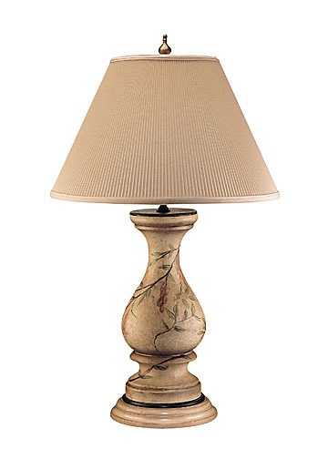 country table lamps photo - 1