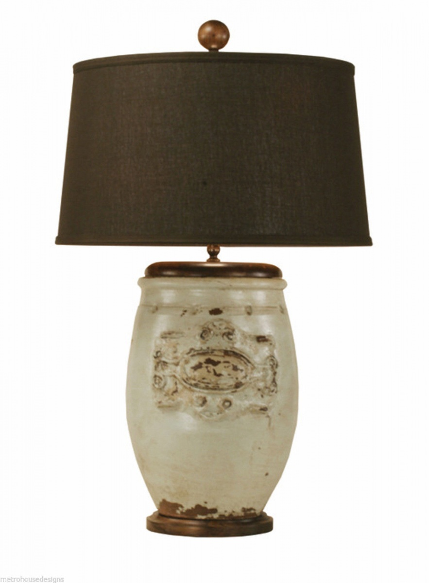 country table lamps photo - 2