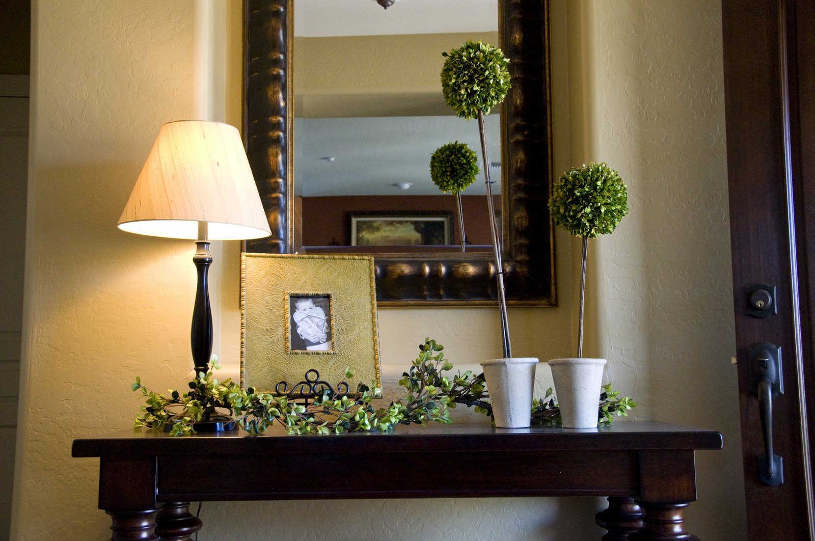 country table lamps photo - 5