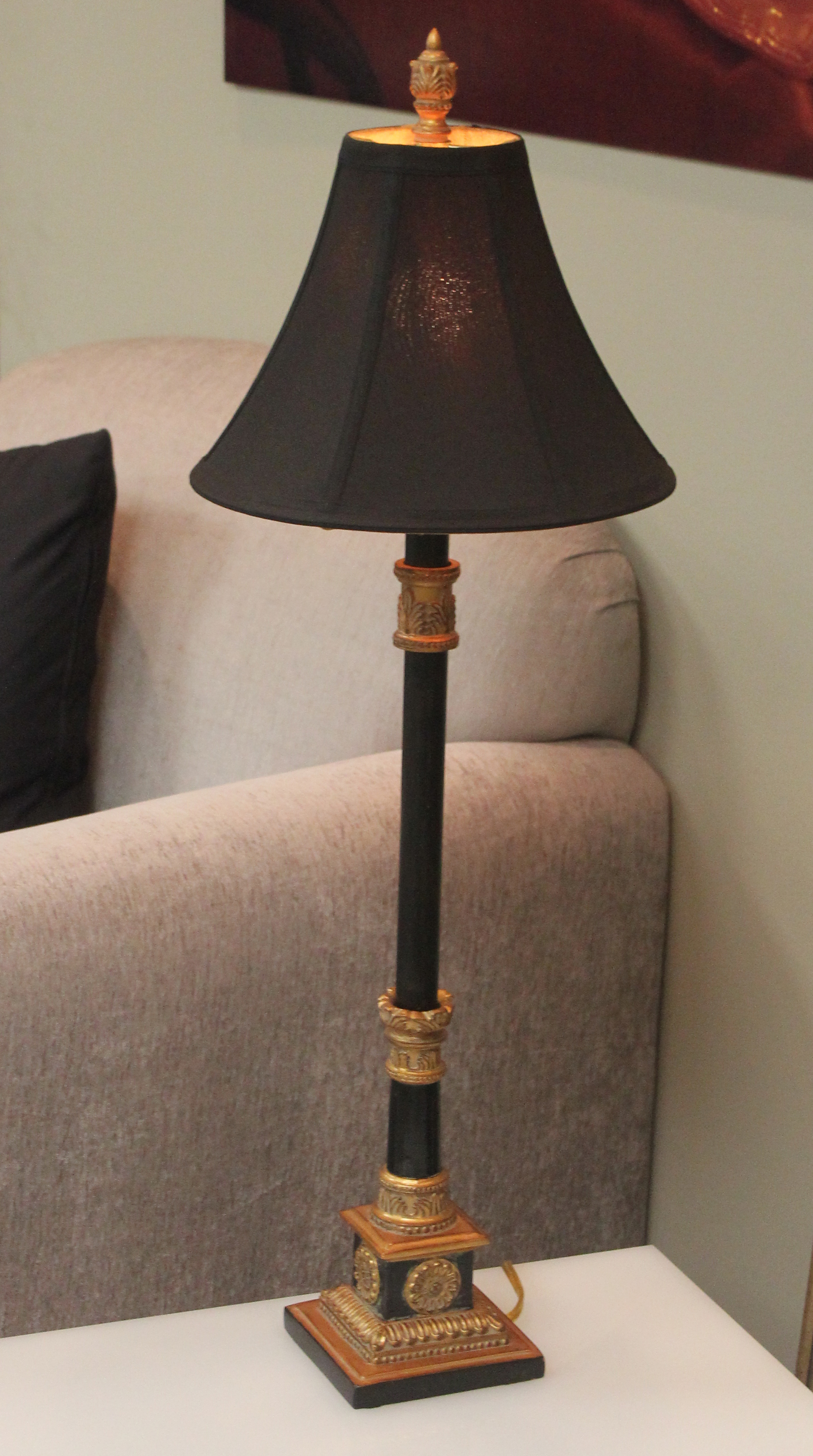 country table lamps photo - 6