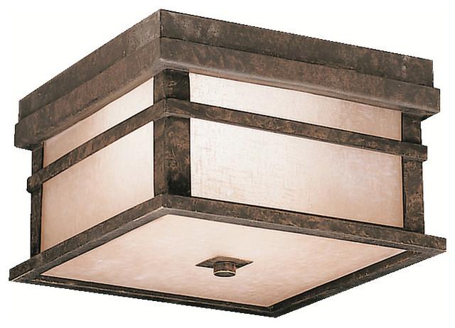craftsman ceiling lights photo - 8