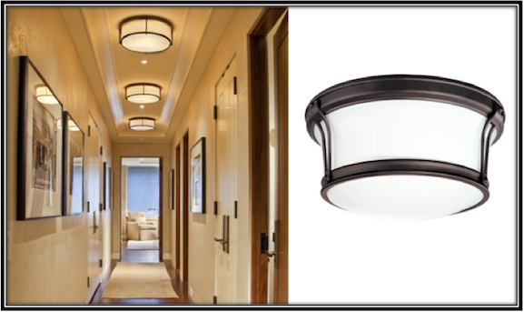Craftsman Style Ceiling Light Illuminate Entire Rooms With Minimal Obstruction Warisan Lighting