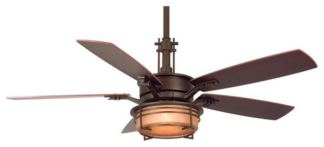 craftsman style ceiling light photo - 9