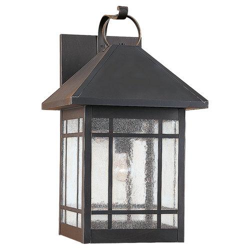 craftsman style outdoor lighting photo - 10