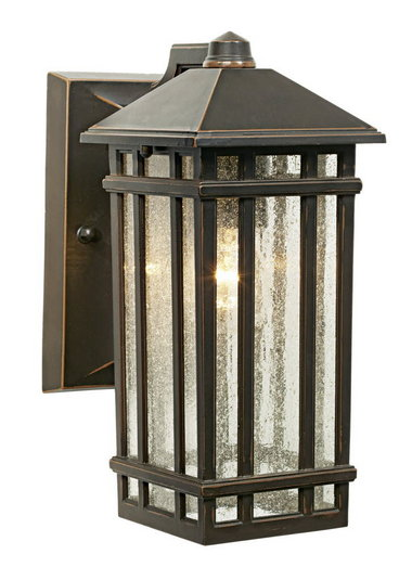 craftsman style outdoor lighting photo - 3