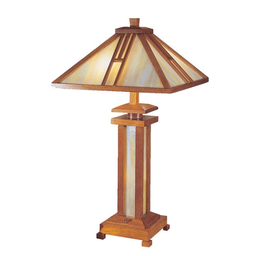 craftsman table lamps photo - 10