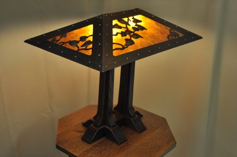 craftsman table lamps photo - 3
