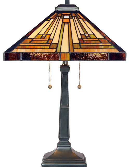 craftsman table lamps photo - 4