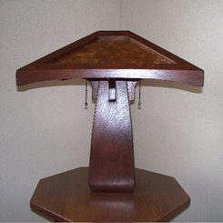 craftsman table lamps photo - 6